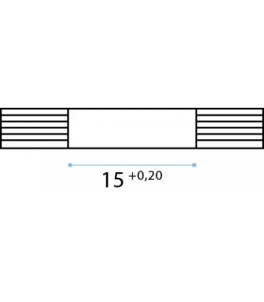 Entretoise diamètre 25 mm