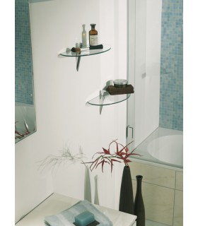 Support d'étagère verre série Archia