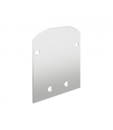 Embout de finition aluminium pour mâchoire Premium M100