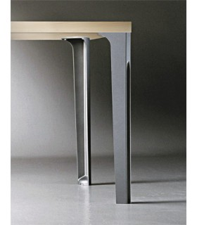 Pied de table metal design