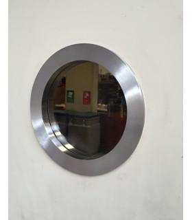 Oculus hublot en inox pour porte d'intérieure
