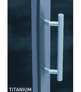 Poignée tubulaire série 125