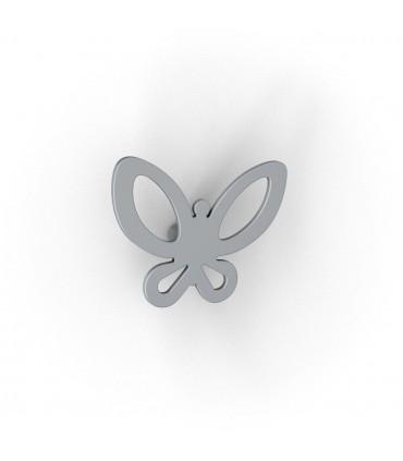 Patère design série Papillon par Bolis Italia