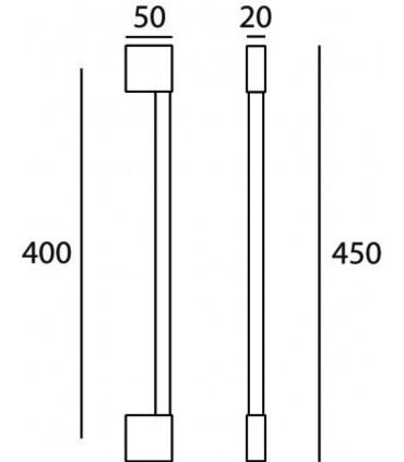 Poignée série 360