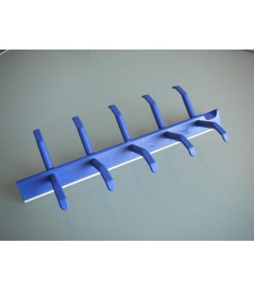 Accroche tasses MILLEPIEDI bleu