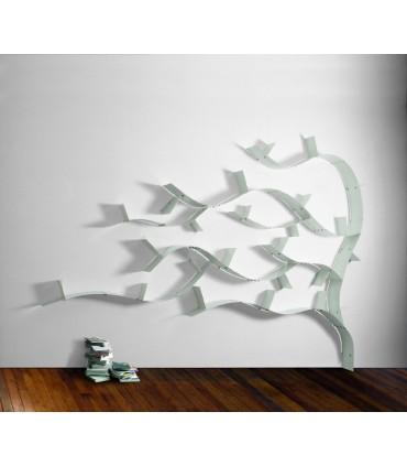 Etagére Wallboarding 220 mm à mémoire de forme par Motusmentis