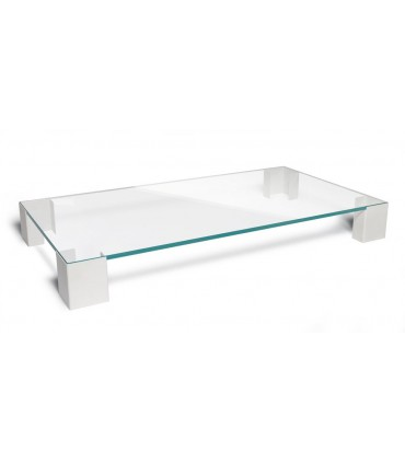 Table basse rectangulaire Vanity par Motusmentis