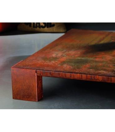 Table basse rectangulaire Vanity par Motusmentis