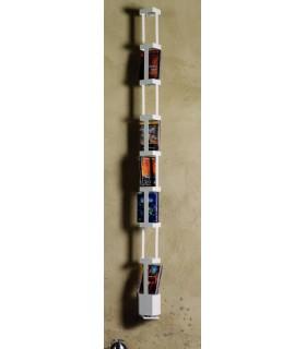 Tower librairie étagère pivotante pour livres et magazines