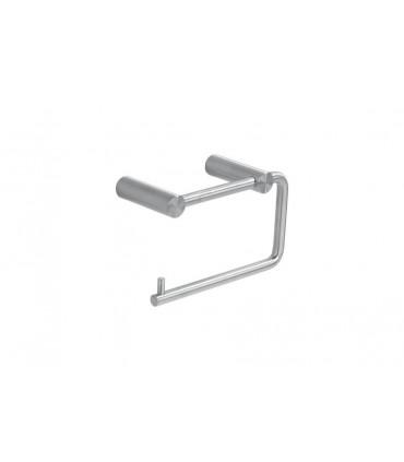 Porte rouleau papier wc en inox série Fine lg.150 mm