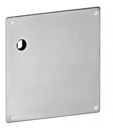 Plaque carrée pour béquille JSR