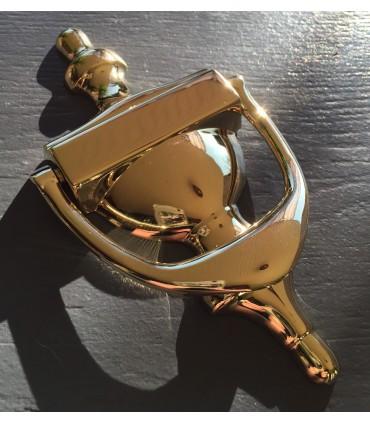 Heurtoir marteau de porte Laiton série Géorgian