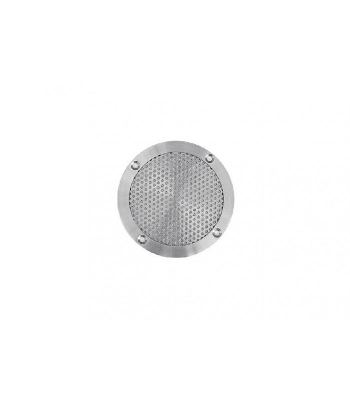 grille de ventilation ou d 39 a ration de forme ronde r alis e en inox. Black Bedroom Furniture Sets. Home Design Ideas