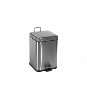 Poubelle rectangulaire série Basket 6 et 34 litres