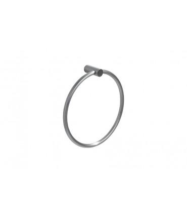Porte serviette anneau en inox série Fine