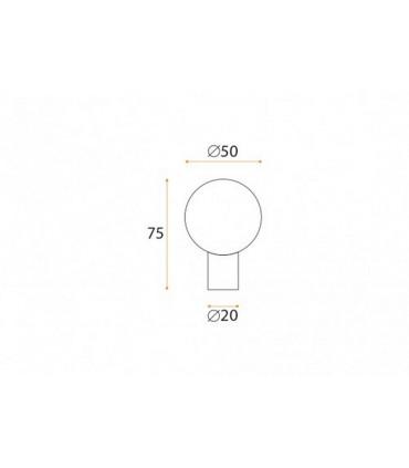 Poignée bouton série J91