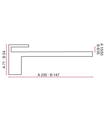Console support étagère RM30