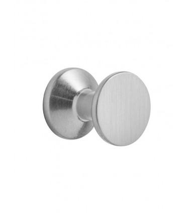 Poignée bouton de meuble forme diabolo série 140