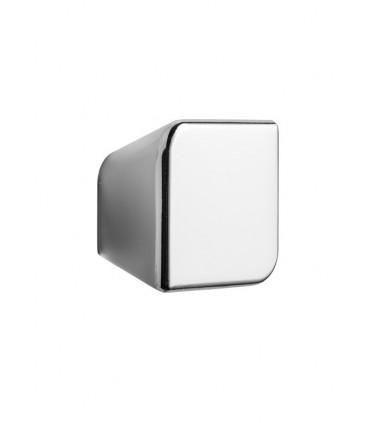 Poignée bouton de meuble carré cône 400