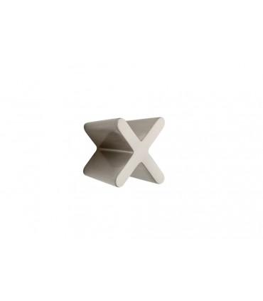 Poignée bouton de meuble série X cône 435