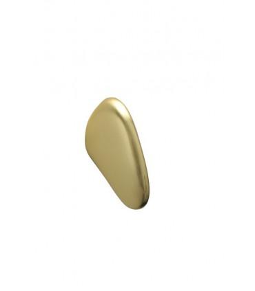 Poignée bouton de meuble série 160 galet plat