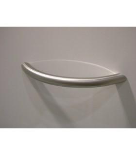 Poignée de meuble courbe