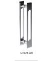 Poignées série MT824 pour porte de douche en verre