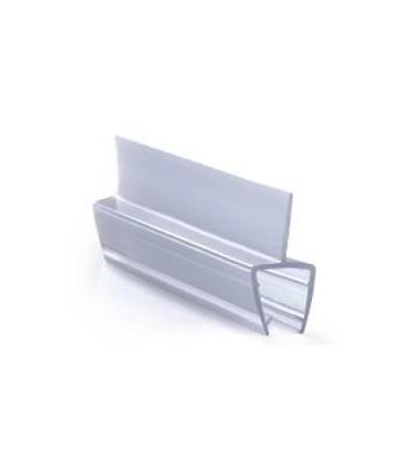 Joint d'étanchéité bas de porte lèvre centrée série S.5701