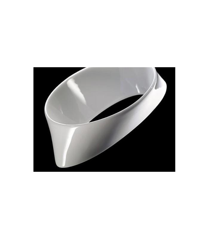 poign e de meuble en porcelaine oblong mn2210 par rodolfo dordoni igs d co. Black Bedroom Furniture Sets. Home Design Ideas