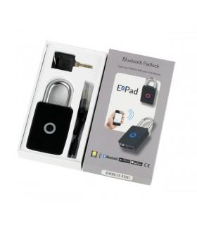 E-Pad Cadenas avec ouverture par bluetooth