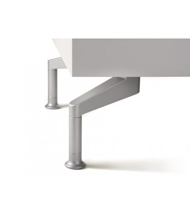 Pied de meuble déporté série PU025
