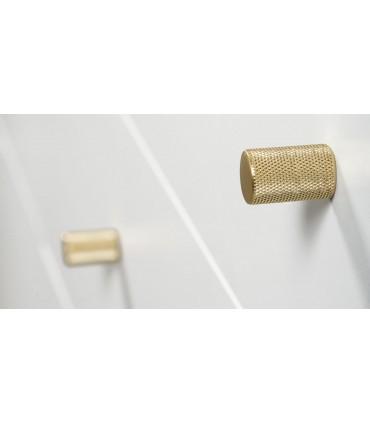 Poignée bouton série Graf doré