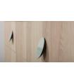 Bouton de meuble TOPO 0336 par Viefe