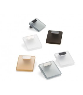 Bouton acrylique série DOMO 0294 par VIEFE