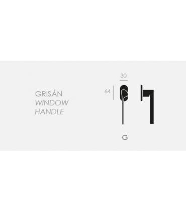 Poignée de fenêtre SOKOL de Groël