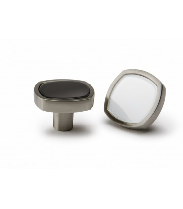 Poignée bouton série Quattro