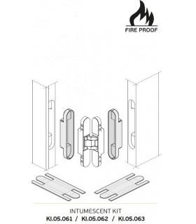 Kit intumescent pour paumelles série Coplan
