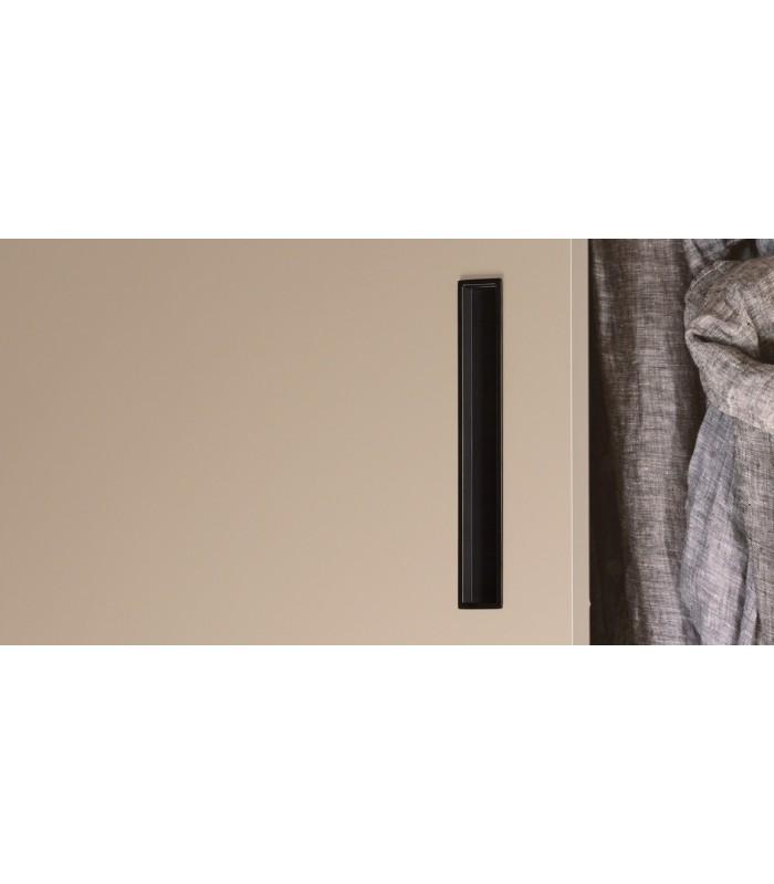Poignée cuvette rectangulaire cubic 0366 par Viefe