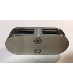 Pince a verre 180° - modèle 22007 - Inox aisi 316 brossé