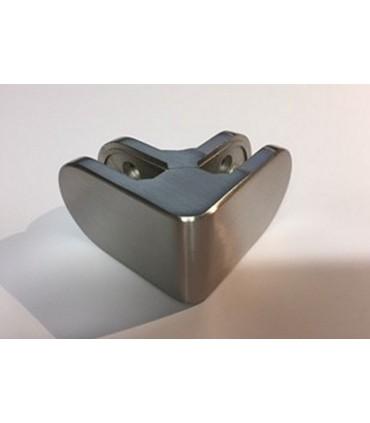 Pince a verre 90° - modèle 22007 - Inox aisi 316 brossé