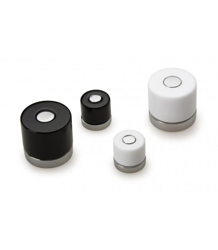 Poignée bouton série Ring
