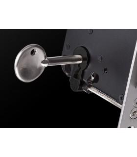 Convertir une serrure clé I en clé L