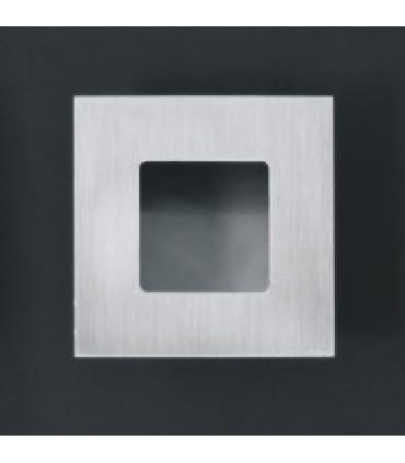 Poignée cuvette série Open Closed ouverte 60 x 60 mm
