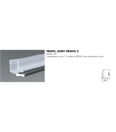 Joint en L pour profils PROFIX 2