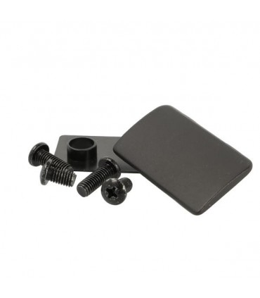 Contreplaque EASY noir mat