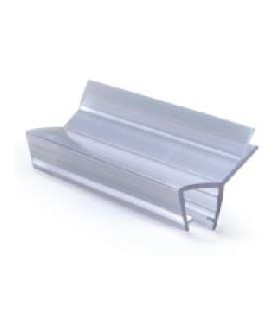Joint d'étanchéité verre sur verre à 135° série S.5703 coupé en 2