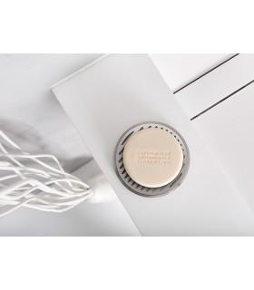 Porte savon design extra plat série Branch