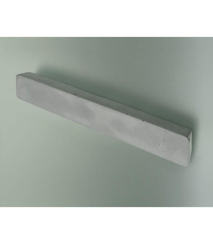 Poignée et bouton ciment