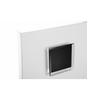 Bouton de meuble série Piramidal 0100 par Viefe