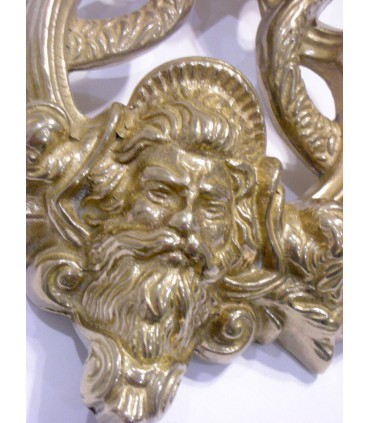 Heurtoir de porte Neptune